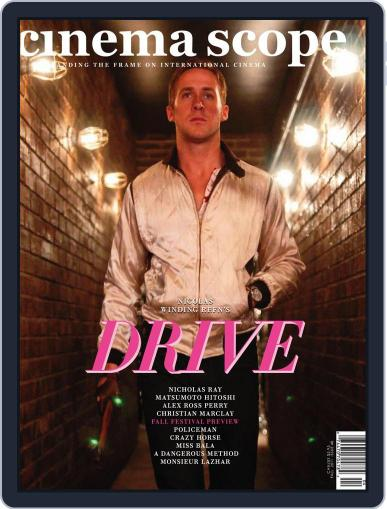 Cinema Scope (Digital) October 3rd, 2011 Issue Cover