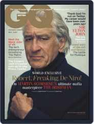 British GQ (Digital) Subscription December 1st, 2019 Issue