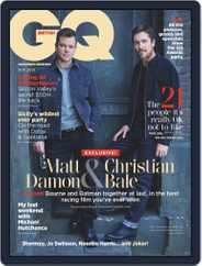 British GQ (Digital) Subscription November 1st, 2019 Issue