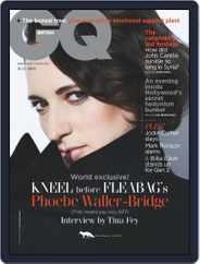 British GQ (Digital) Subscription July 1st, 2019 Issue