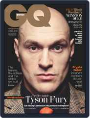 British GQ (Digital) Subscription April 1st, 2019 Issue