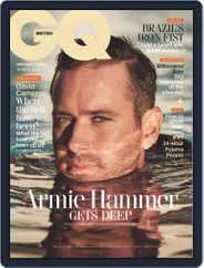 British GQ (Digital) Subscription March 1st, 2019 Issue