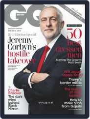British GQ (Digital) Subscription January 1st, 2018 Issue