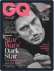 British GQ (Digital) Subscription December 1st, 2017 Issue