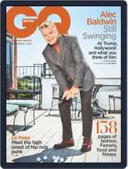British GQ (Digital) Subscription November 1st, 2017 Issue