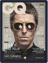 British GQ (Digital) Subscription September 1st, 2017 Issue