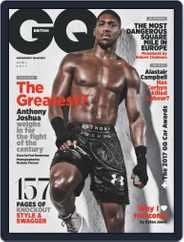 British GQ (Digital) Subscription April 1st, 2017 Issue