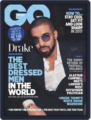 British GQ (Digital) Subscription February 1st, 2017 Issue