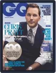 British GQ (Digital) Subscription January 1st, 2017 Issue