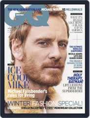 British GQ (Digital) Subscription December 1st, 2016 Issue
