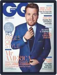 British GQ (Digital) Subscription September 1st, 2016 Issue