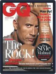 British GQ (Digital) Subscription June 2nd, 2016 Issue