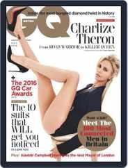 British GQ (Digital) Subscription April 7th, 2016 Issue