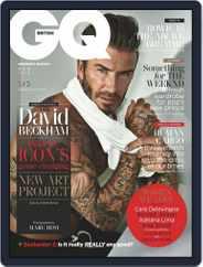 British GQ (Digital) Subscription March 1st, 2016 Issue