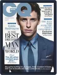 British GQ (Digital) Subscription February 1st, 2016 Issue