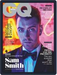 British GQ (Digital) Subscription September 10th, 2015 Issue