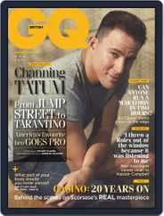 British GQ (Digital) Subscription August 1st, 2015 Issue