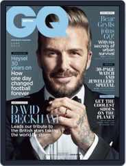 British GQ (Digital) Subscription May 7th, 2015 Issue