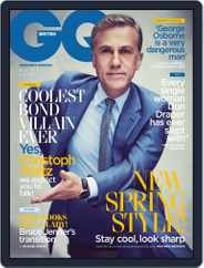 British GQ (Digital) Subscription April 9th, 2015 Issue