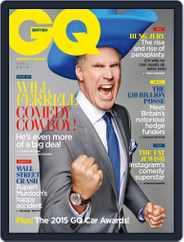 British GQ (Digital) Subscription March 12th, 2015 Issue