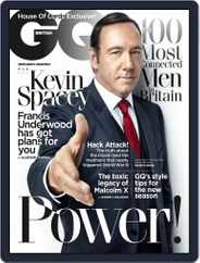 British GQ (Digital) Subscription March 1st, 2015 Issue