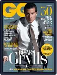 British GQ (Digital) Subscription January 8th, 2015 Issue