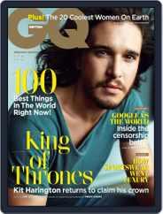 British GQ (Digital) Subscription December 4th, 2014 Issue