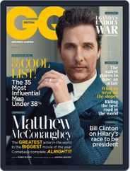 British GQ (Digital) Subscription November 6th, 2014 Issue