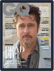 British GQ (Digital) Subscription October 2nd, 2014 Issue