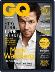 British GQ (Digital) Subscription June 2nd, 2014 Issue