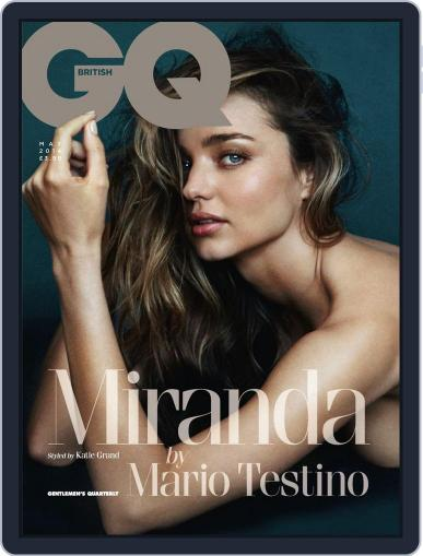 British GQ (Digital) April 3rd, 2014 Issue Cover