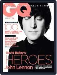 British GQ (Digital) Subscription February 6th, 2014 Issue