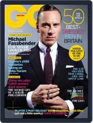 British GQ (Digital) Subscription January 1st, 2014 Issue
