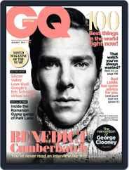 British GQ (Digital) Subscription December 4th, 2013 Issue