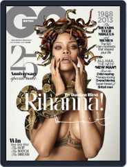 British GQ (Digital) Subscription October 30th, 2013 Issue
