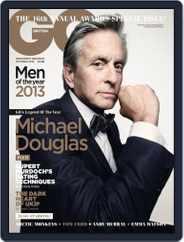 British GQ (Digital) Subscription September 6th, 2013 Issue