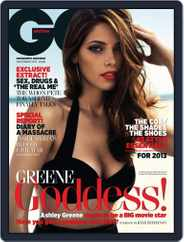British GQ (Digital) Subscription October 31st, 2012 Issue