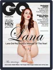 British GQ (Digital) Subscription September 6th, 2012 Issue