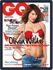 British GQ (Digital) Subscription March 1st, 2012 Issue