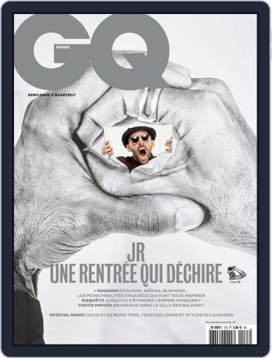 Gq France (Digital) September 1st, 2019 Issue Cover
