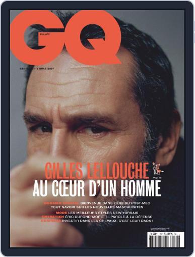 Gq France February 1st, 2019 Digital Back Issue Cover