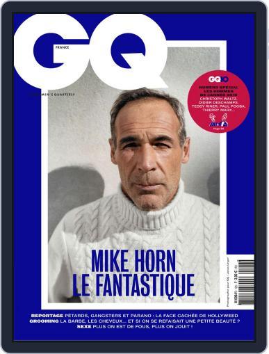 Gq France (Digital) November 21st, 2018 Issue Cover