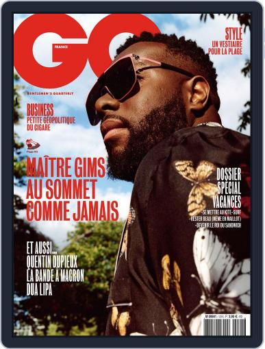 Gq France (Digital) June 20th, 2018 Issue Cover
