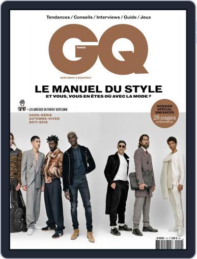 Gq France September 28th, 2017 Digital Back Issue Cover