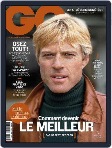 Gq France (Digital) February 1st, 2017 Issue Cover