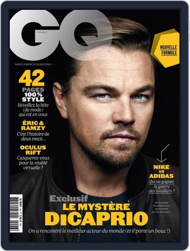 Gq France (Digital) February 10th, 2016 Issue Cover