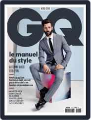 Gq France (Digital) Subscription October 18th, 2015 Issue