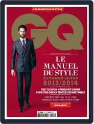 Gq France (Digital) Subscription October 10th, 2013 Issue