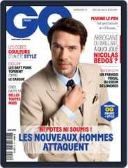 Gq France (Digital) Subscription May 21st, 2013 Issue