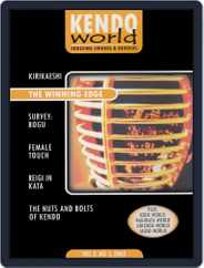 Kendo World (Digital) Subscription May 1st, 2003 Issue